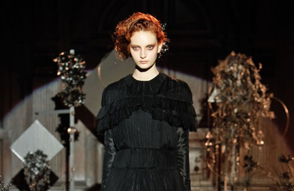 Creatures of the Wind auf der New York Fashion Week H/W 2012/13