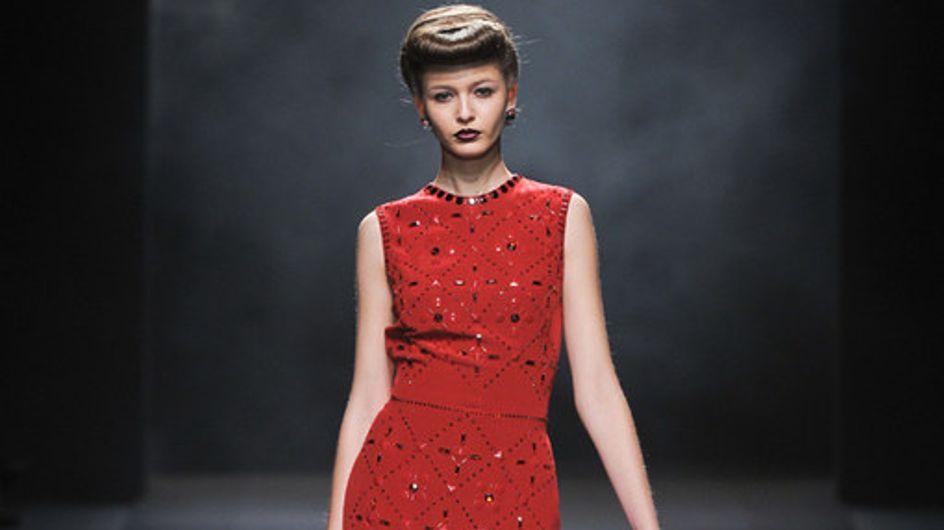 Jenny Packham auf der New York Fashion Week H/W 2012/13
