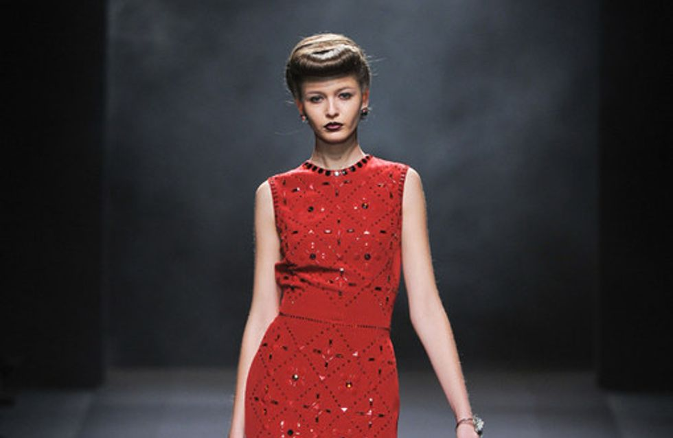Jenny Packham auf der New York Fashion Week H/W 2012/13