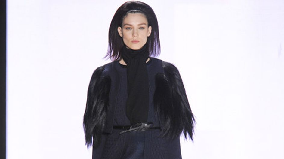 L'hiver couture de Carolina Herrera