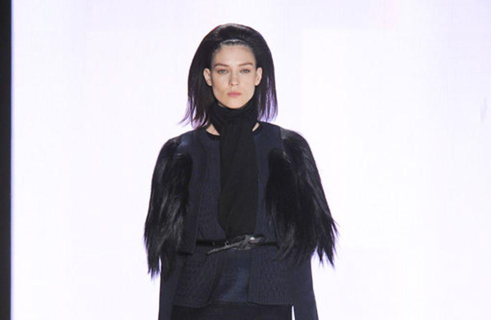 Carolina Herrera auf der New York Fashion Week H/W 2012/13