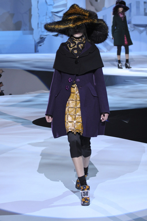 Marc Jacobs autunno/inverno 2012/2013