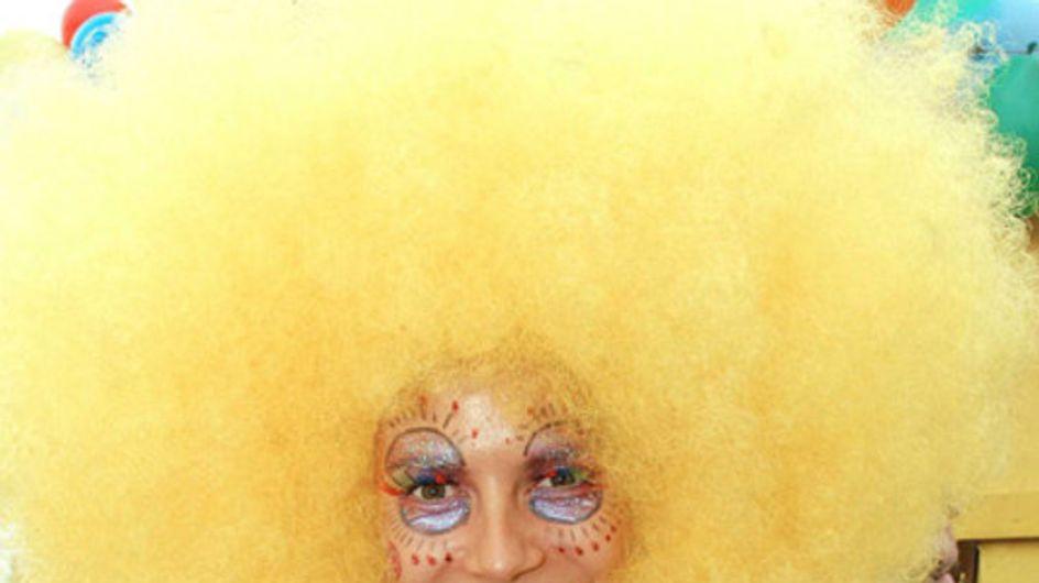 Heidis Kostüme: Die vielen Gesichter des Topmodels
