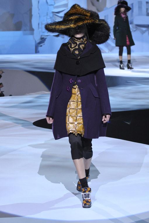 Défilé Marc Jacobs - Automne-hiver 2012-2013 New York
