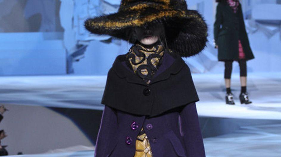 Marc Jacobs auf der New York Fashion Week H/W 2012/13