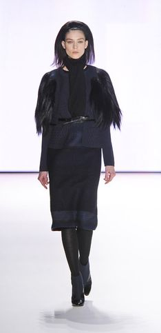Carolina Herrera New York Fashion Week autunno/inverno 2012/2013
