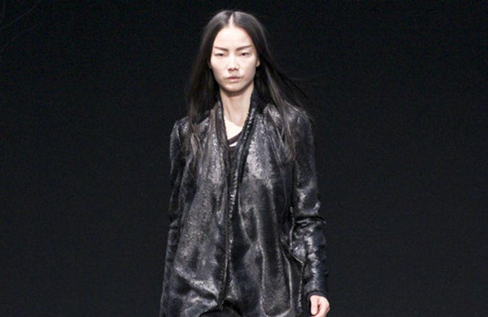 Kimberly Ovitz auf der New York Fashion Week H/W 2012/13