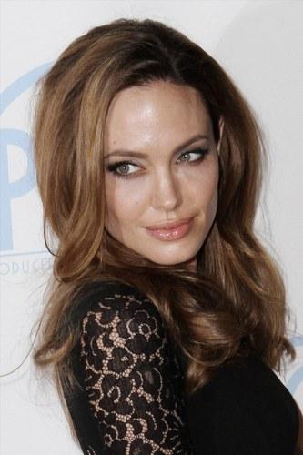 Angelina Jolie ai Producers Guild Awards 2012