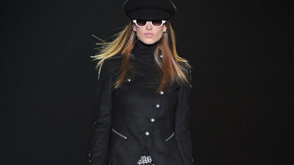 Betsey Johnson auf der New York Fashion Week H/W 2012/13