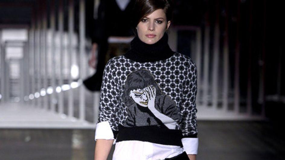 Diesel Black Gold auf der New York Fashion Week H/W 2012/13