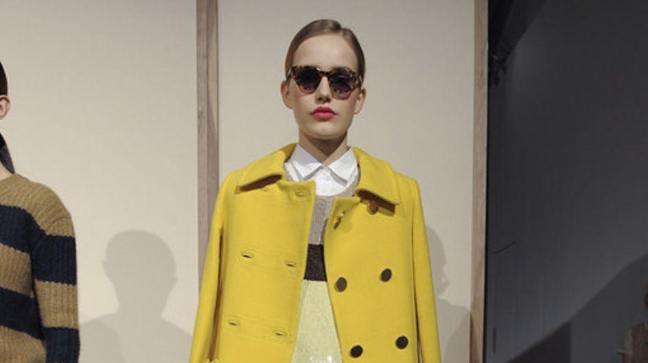 Michael Kors auf der New York Fashion Week H/W 2012/13