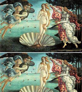 Anna Utopia Giordano: Venus, come sarebbero oggi le Veneri dei quadri