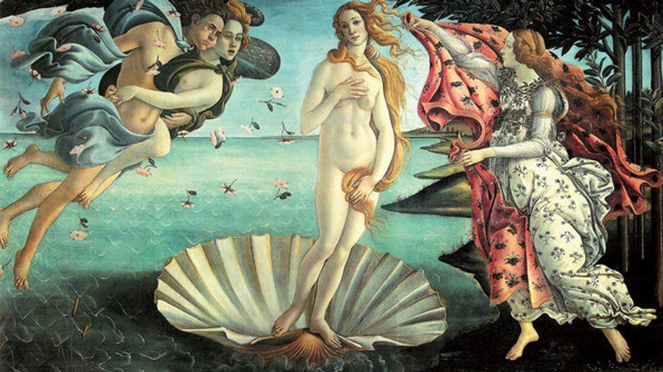 """Anna Utopia Giordano: """"Venus"""", come sarebbero oggi le Veneri dei quadri"""