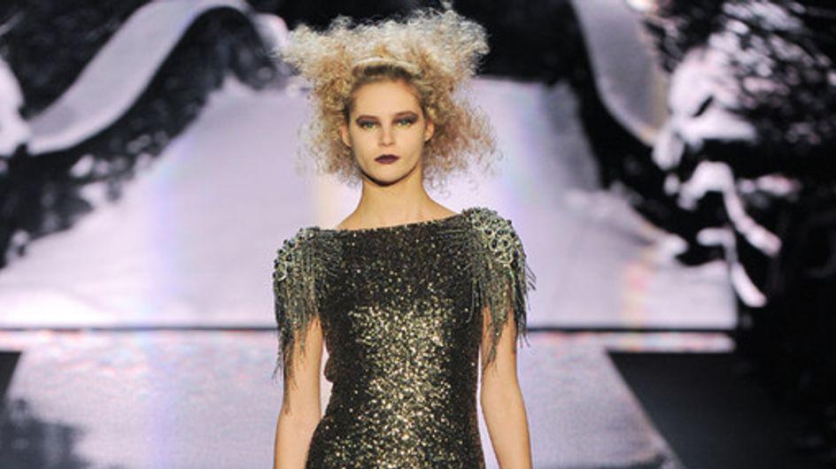 Badgley Mischka auf der New York Fashion Week H/W 2012/13