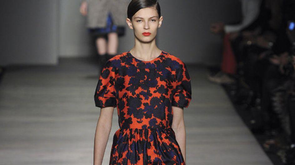 Marc by Marc Jacobs auf der New York Fashion Week H/W 2012/13