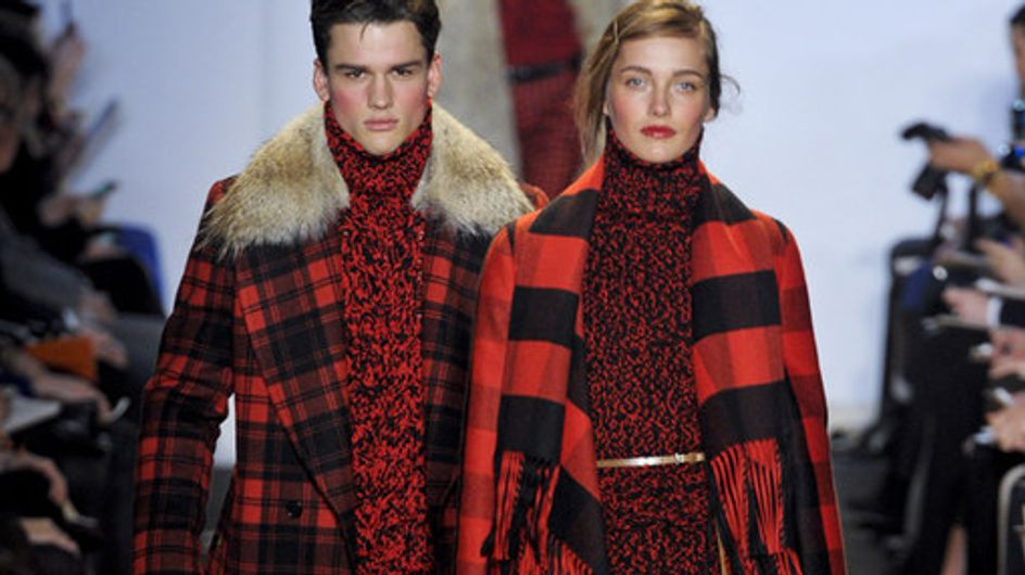Michael Kors New York Fashion Week Autumn Winter 2012 2013