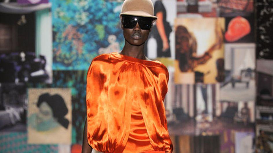 Tracy Reese New York Fashion Week Autumn Winter 2012 2013