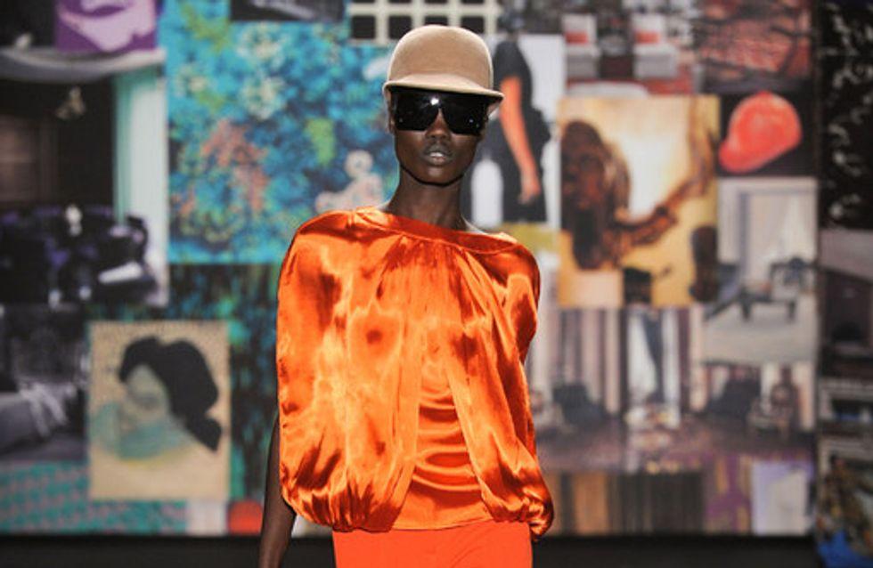 Tracy Reese auf der New York Fashion Week H/W 2012/13