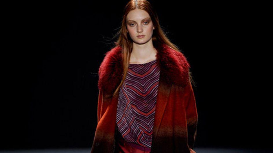 Vivienne Tam New York Fashion Week Autumn Winter 2012 2013