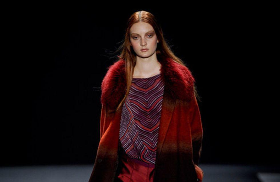 Vivienne Tam auf der New York Fashion Week H/W 2012/13