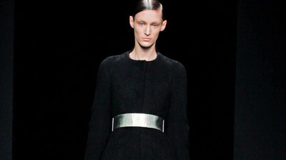 Calvin Klein New York Fashion Week Autumn Winter 2012 2013