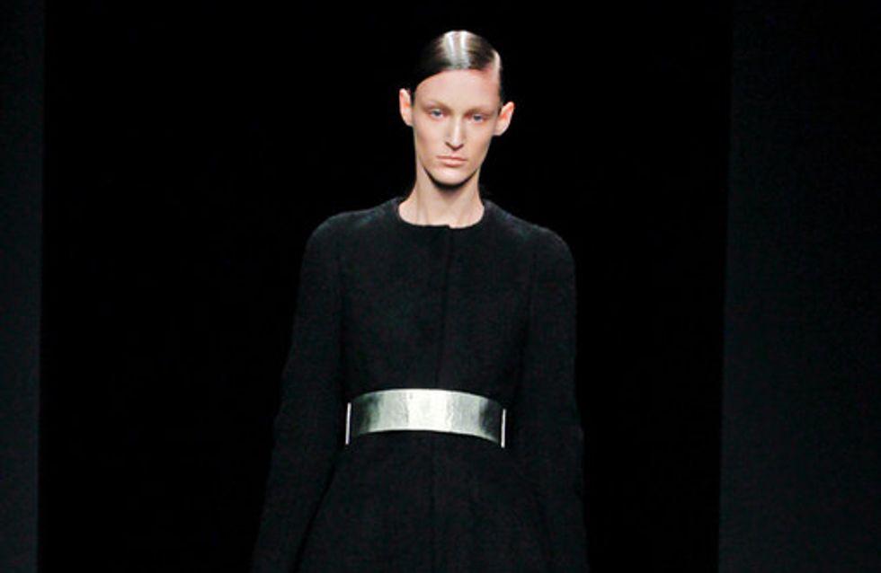 Calvin Klein auf der New York Fashion Week H/W 2012/13