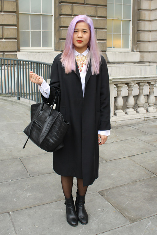 Street Style. I look fuori dalle sfilate donna A/I 2012-2013
