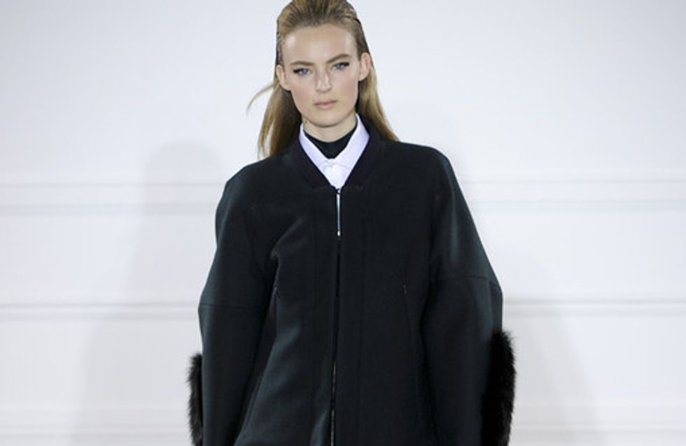 Aquascutum - London Fashion Week Otoño Invierno 2012