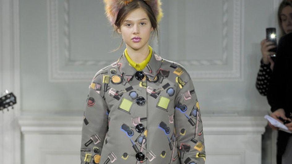 Treibt's bunt: Moschino cheap & chic auf der London Fashion Week