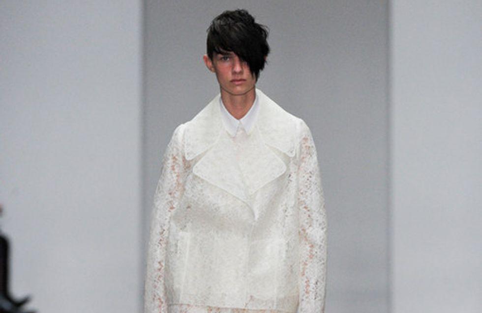 Simone Rocha - London Fashion Week Otoño Invierno 2012