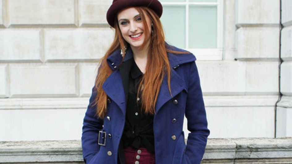 What we wore to fashion week - London Fashion Week Otoño Invierno 2012