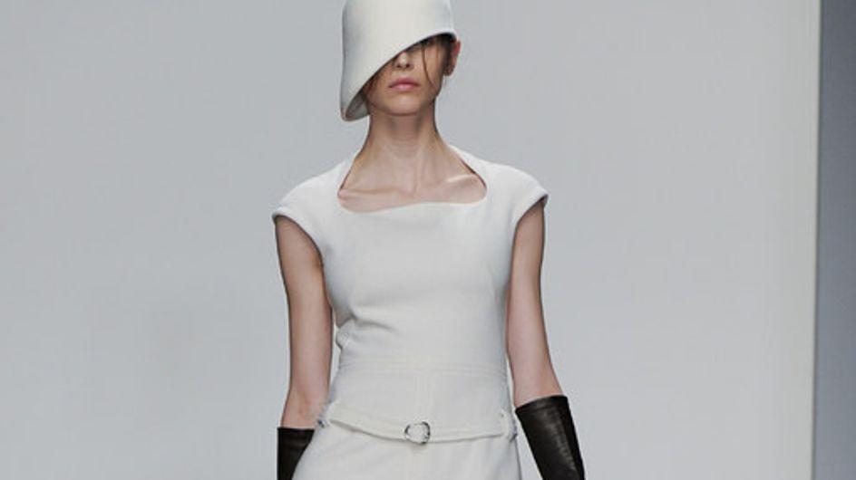 Marios Schwab - London Fashion Week Otoño Invierno 2012