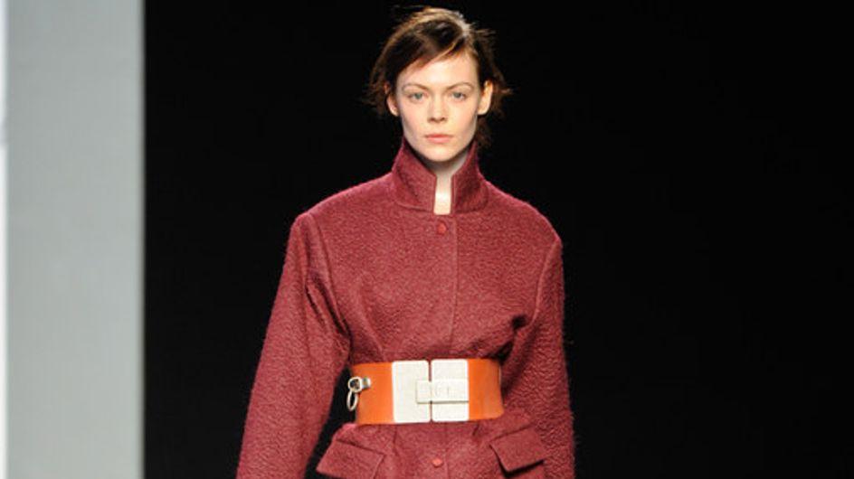Acne - London Fashion Week Otoño Invierno 2012