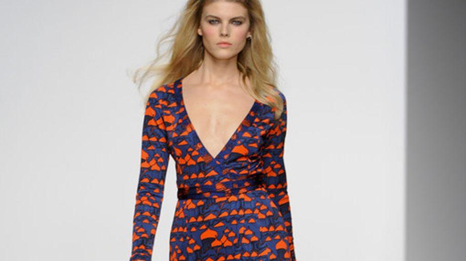 Issa London Fashion Week Autumn Winter 2012 2013