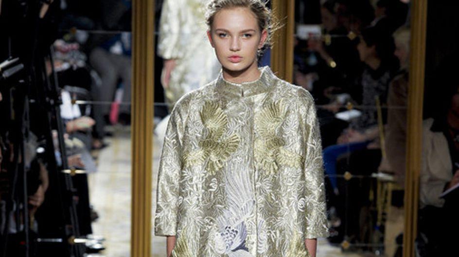 Marchesa New York Fashion Week autunno/inverno 2012/2013