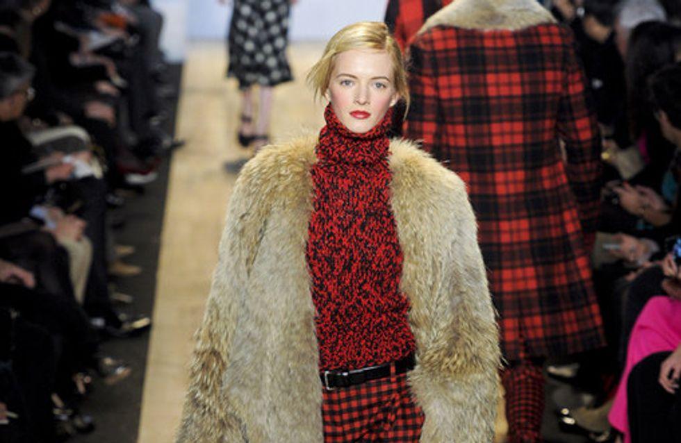Michael Kors New York Fashion Week autunno/inverno 2012/2013