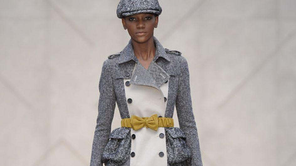 Burberrry Prorsum - London Fashion Week Otoño Invierno 2012