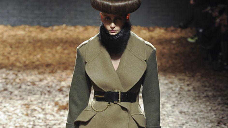 McQ Alexander McQueen - London Fashion Week Otoño Invierno 2012