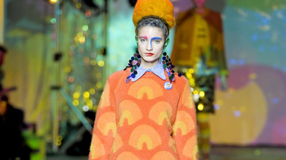 Meadham Kirchhoff London Fashion Week Autumn Winter 2012 2013