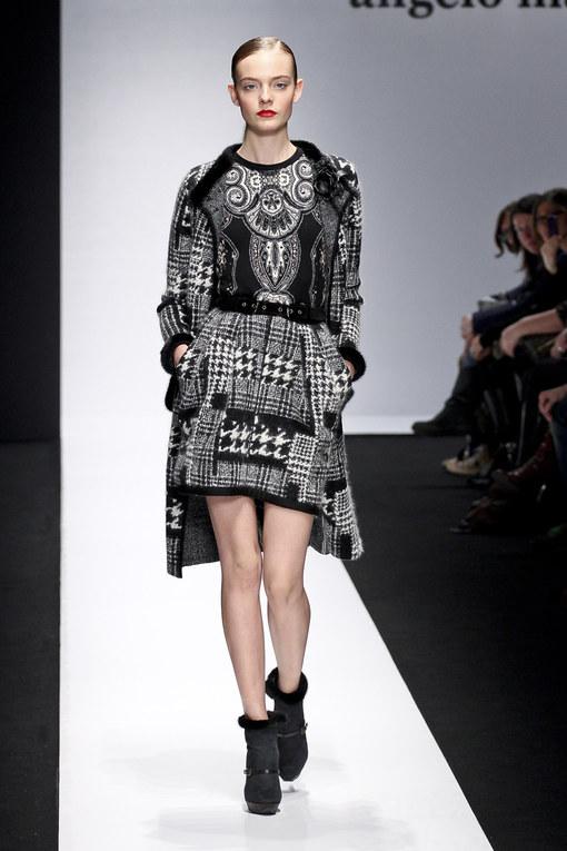 Sfilata Angelo Marani autunno inverno 2012-2013 - Milano Moda Donna