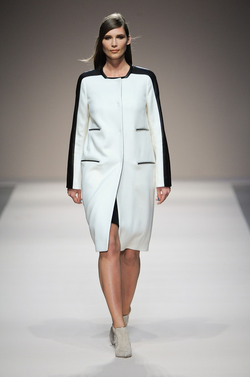 Sfilata Elena Mirò autunno inverno 2012-2013 - Milano Moda Donna