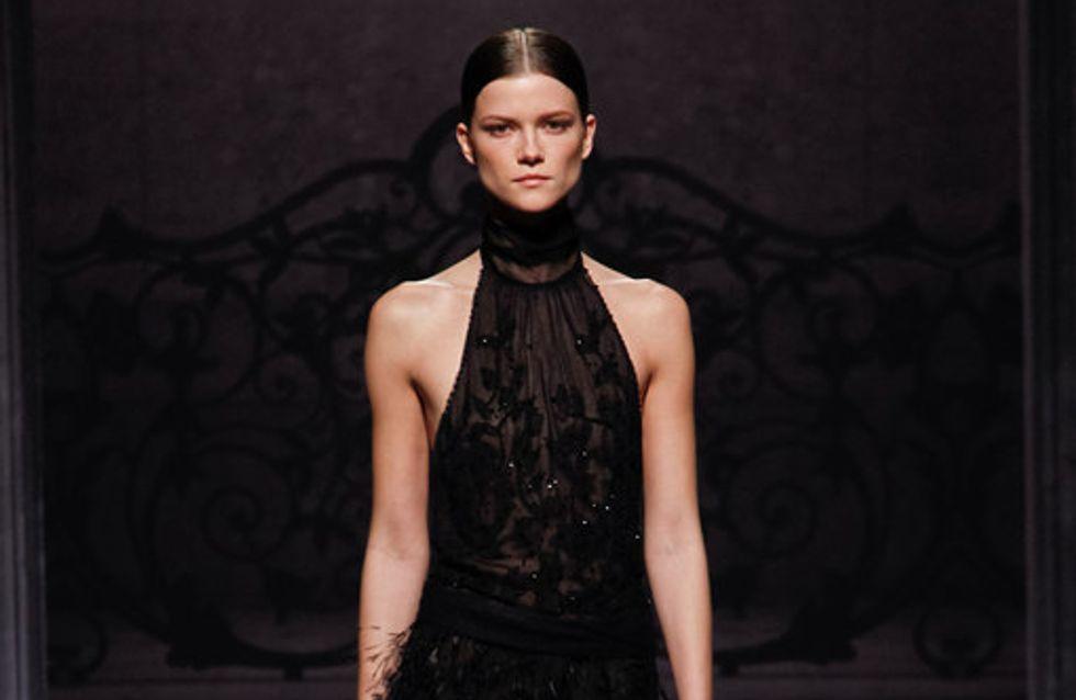 Eleganz pur: Alberta Ferretti auf der Fashion Week Mailand
