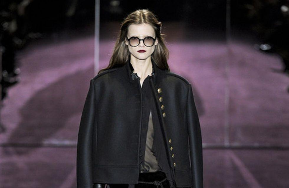 Gucci auf der Fashion Week Mailand H/W 2012/13