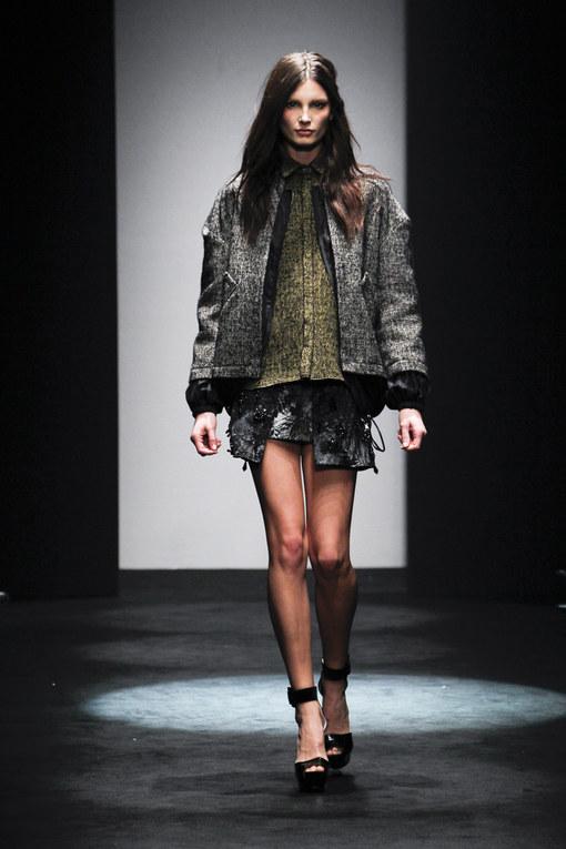 Sfilata N21 autunno inverno 2012-2013 - Milano Moda Donna