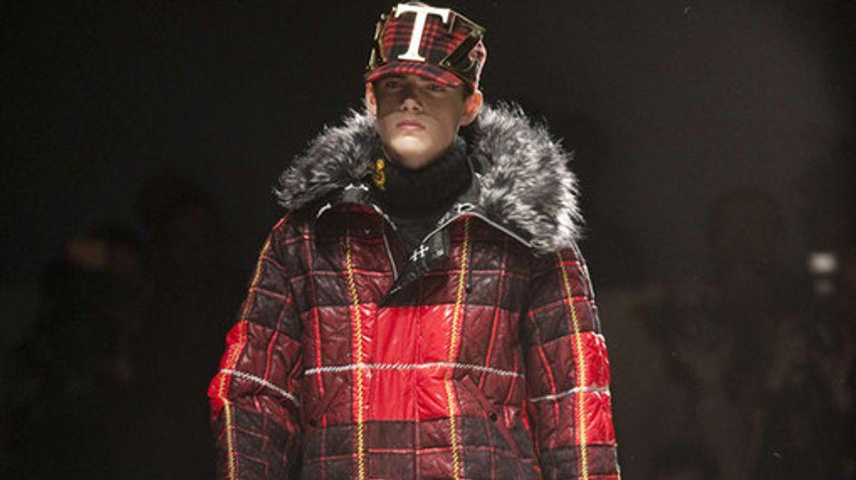 KTZ London Fashion Week Autumn Winter 2012 2013
