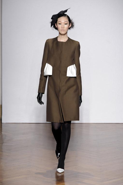 Sfilata Sergio Zambon autunno inverno 2012-2013 - Milano Moda Donna
