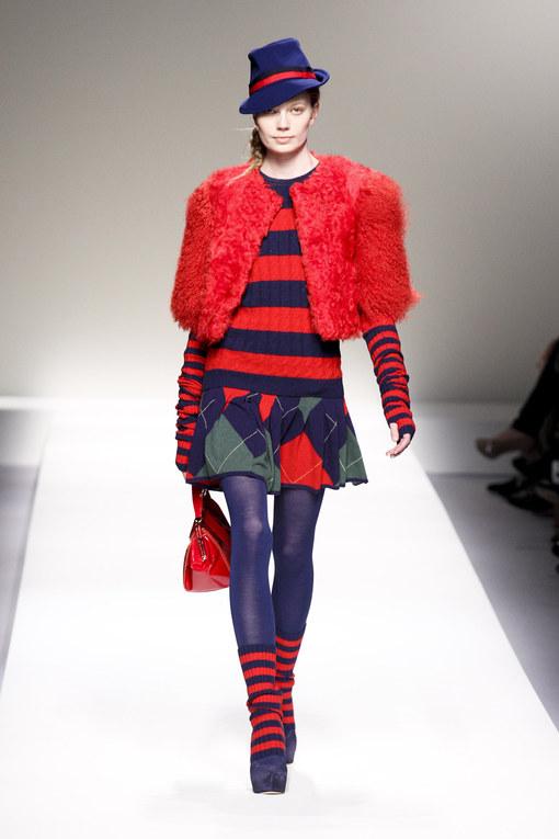 Sfilata Blugirl autunno inverno 2012-2013 - Milano Moda Donna