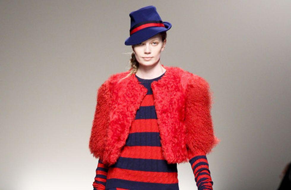 Blugirl - Milan Fashion Week Otoño Invierno 2012