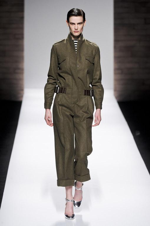 Sfilata Max Mara autunno inverno 2012-2013 - Milano Moda Donna