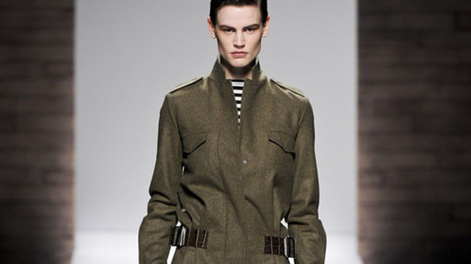 Max Mara Milan Fashion Week autumn/winter 2012-2013